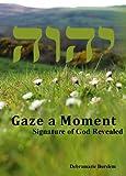 Gaze A Moment - Signature of God Revealed