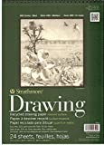 Strathmore Series 400 Premium Recycled Drawing Pads (9 In. x 12 In.)