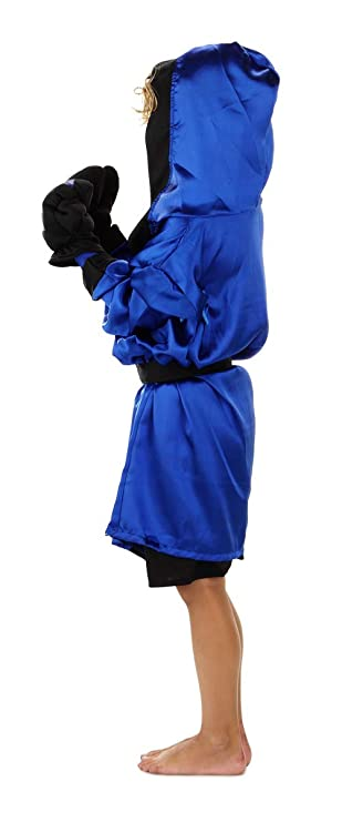 World Champion BOXER  Dress Up Costume And Gloves Boys Age 3-5 Brand New