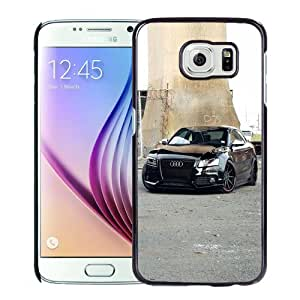 Fashion DIY Custom Designed Samsung Galaxy S6 Phone Case For Black Audi S5 Phone Case Cover
