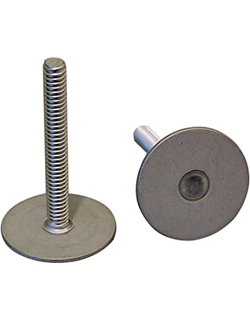 QTY 100 M5 x 10 CD WELD STUDS A2 STAINLESS STEEL FREE P/&P TO UK