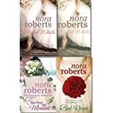 The Bride Quartet Series, Books 1 Thru 4: Vision in White / Bed of Roses / Savor the Moment / Happy Ever After