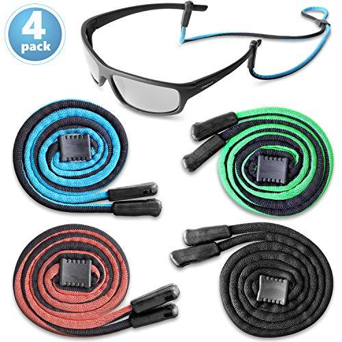 Eye Glasses String Holder Strap - Eyeglass Chains for Men Women - Eyeglass Holders Around Neck - Glasses Lanyard Chain Cord Retainer Rope from SIGONNA