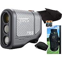 Tasco T2G (Standard Version) Golf Laser Rangefinder PlayBetter Pack   2019 Release   5X Mag, 1 Yard Accuracy, Scan Mode,