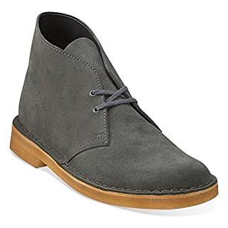 Clarks Originals Men's Grey Suede Desert Boot 8.5 D(M) US (B0147TFFFY) | Amazon price tracker / tracking, Amazon price history charts, Amazon price watches, Amazon price drop alerts