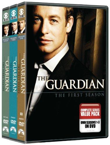 The Guardian: Complete Series (Simon Baker Dvd)