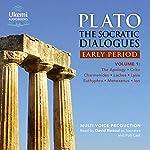 The Socratic Dialogues: Early Period, Volume 1: The Apology, Crito, Charmides, Laches, Lysis, Menexenus, Ion |  Plato,Benjamin Jowett - translator
