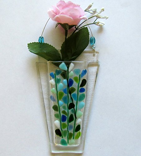 Fused Glass Wall Hanging - 7