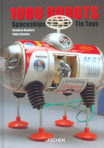 1000 Robots, Spaceships, and Other Tin Toys (Klotz)