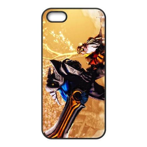 Sven coque iPhone 5 5s cellulaire cas coque de téléphone cas téléphone cellulaire noir couvercle EEECBCAAN07506