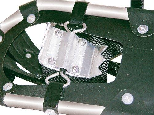 "Racchette da neve ""nidus con assi in acciaio da, taglia L da 70kg, 76x 23cm"