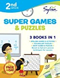 Second Grade Super Games & Puzzles (Sylvan Super Workbooks) (Language Arts Super Workbooks)