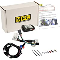 Complete Add-On Remote Start Kit For 2013-2015 Toyota RAV4 with T-Harness and Bypass Module - Uses Factory Remotes