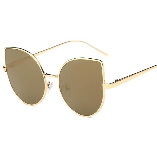 Frau Mode-Trend Katze Sonnenbrille Auge,A1