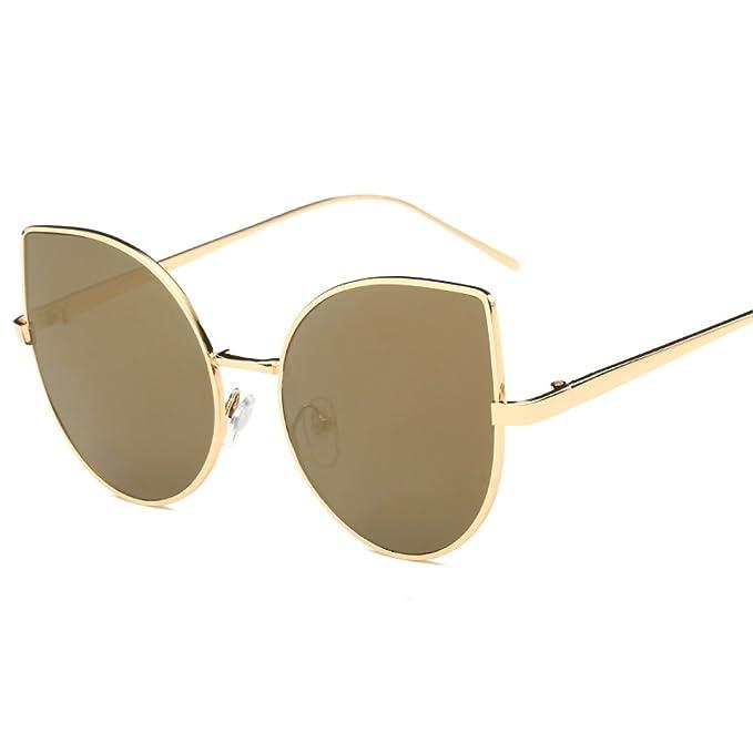 Frau Mode-Trend Katze Sonnenbrille Auge,A2