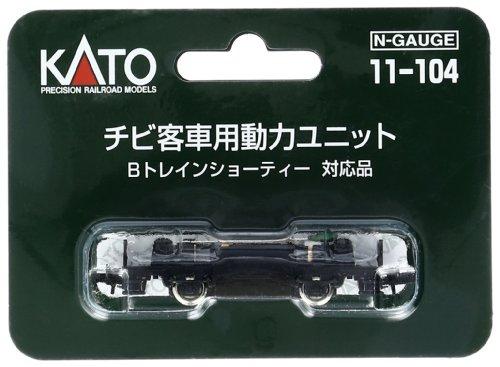 Power unit for KATO 11-104 little passenger cars [Toy] (japan ()
