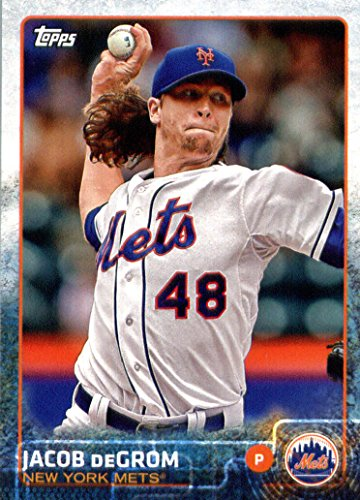 (2015 Topps Special Edition Baseball Card #NYM-17 Jacob deGrom Mint)
