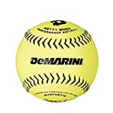 DeMarini 12'' NSA Slowpitch Synthetic Leather Softball .52/275, Pack of 12