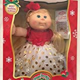 Cabbage Patch Kids Holiday Doll Blonde 2017