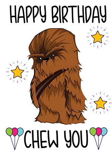 Bildergebnis für Chewbacca wünscht happy birthday