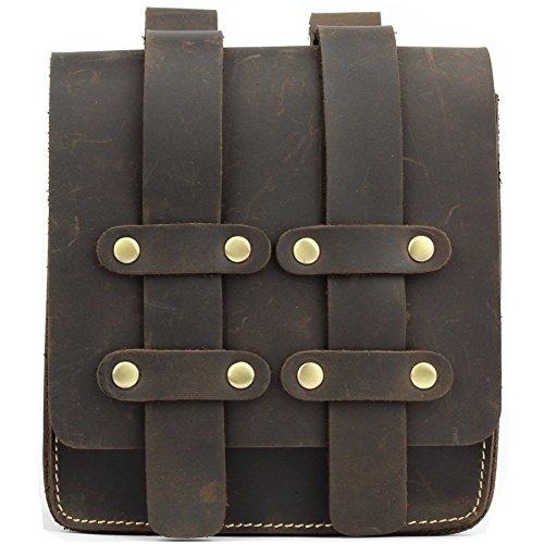 BUM Men's Pouch Bag (Black) - 6