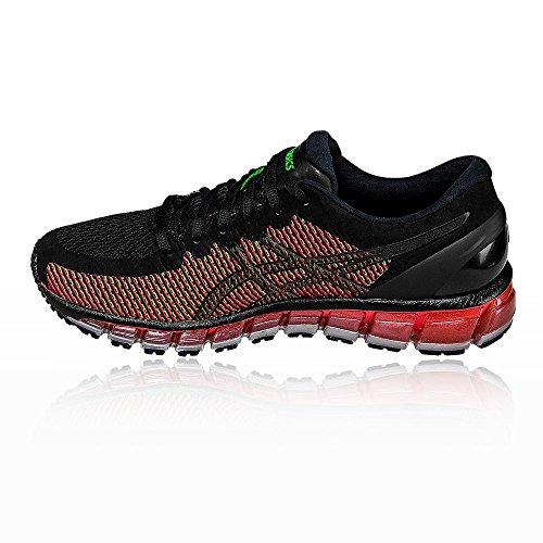 para Mujer de Asics Deporte Zapatillas 360 Quantum Negro cm Gel w1HUqf
