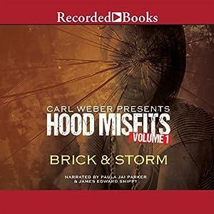 Hood Misfits Volume 1 Audiobook