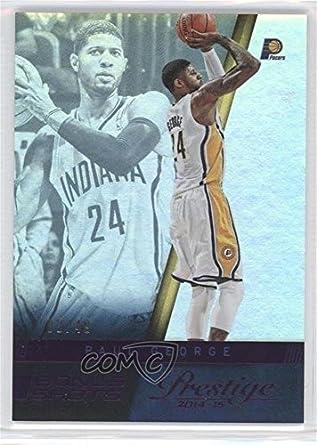 63db4b26d73f0 Amazon.com: Paul George #2/49 (Basketball Card) 2014-15 Panini ...