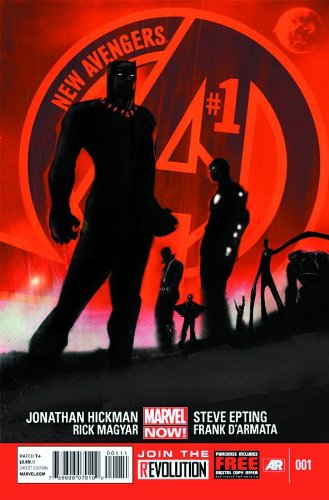 with The Avengers Comic Books design