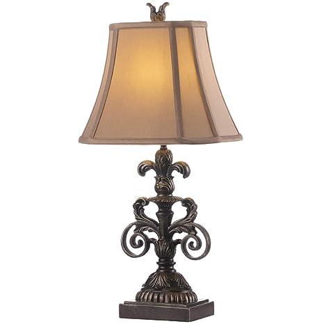 MHYNLMW Lámparas Decorativas para el hogar, lámparas de me ...