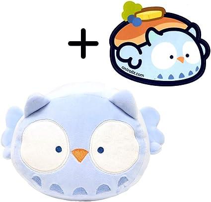 Bunniroll Coosy Anirollz Mochi Soft Squishy Medium Plush Doll