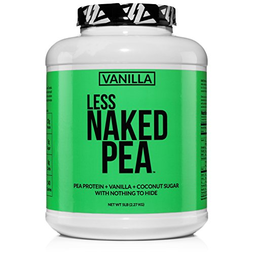 LESS NAKED PEA American Vegetarian product image
