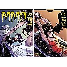 MMD#4 - Magicians Must Die Comic Deck by Handlordz & Jay Peteranetz by Handlordz LLC