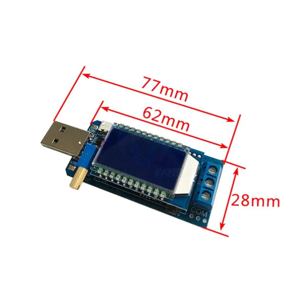 Amazon com: DC-DC USB Buck Boost Power Supply Voltage