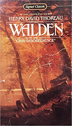 walden and civil disobedience collins classics thoreau henry david