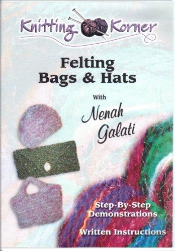 Felting Bags & Hats
