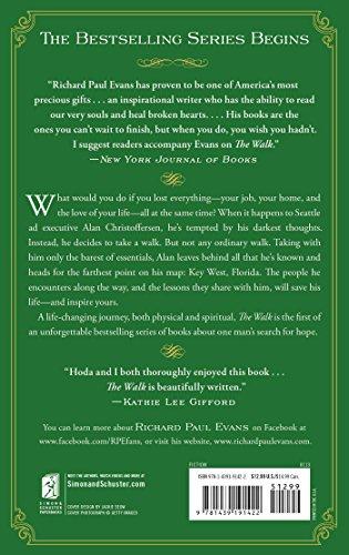 The-Walk-A-Novel-The-Walk-Series