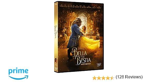 La Bella Y La Bestia [DVD]: Amazon.es: Emma Watson, Dan ...