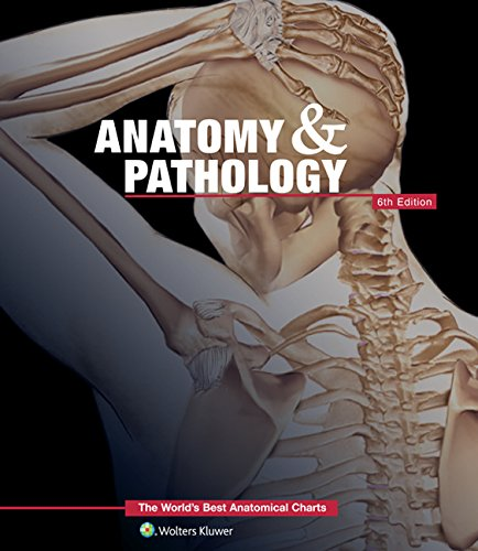 Anatomy & Pathology:The World's Best Anatomical Charts Book (The World's Best Anatomical Chart Series) ()