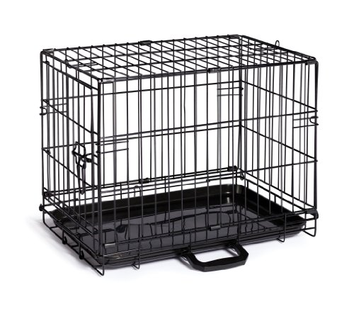 Home On-The-Go Single Door Dog Crate E430, XX-Small (Economy Pet Crate)