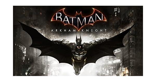 Warner Bros Batman: Arkham Knight - Batmobile Edition - Juego ...
