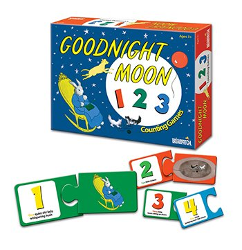 C. GOODNIGHT MOON 1-2-3 COUNTING GAME ()