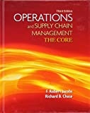 img - for Operations and Supply Chain Management: The Core (Book Only) (McGraw-Hill/Irwin Series Operations and Decision Sciences) book / textbook / text book
