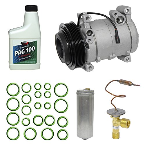 Universal Air Conditioner KT 1011 A/C Compressor and Component Kit