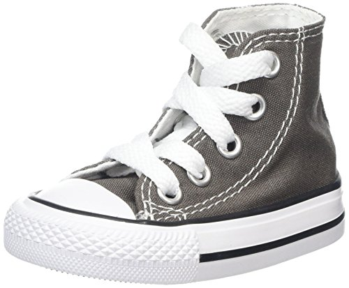 Taylor Scarpe Star High Per Chuck charcoal Top All Grigio Toddler Bambini Converse TRw5HqA