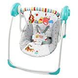 Disney Baby Winnie The Pooh Happy Hoopla Portable Swing from Bright Starts