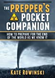 The Prepper's Pocket Companion, Arthur T. Bradley and Jack E. Brent, 1620872617