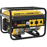 Champion Power Equipment 46515 4,000 Watt 196cc 4-Stroke Gas Powered Portable Generator