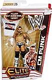 WWE Collector Elite CM Punk Figure - Series 16