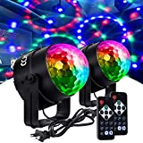 Disco Party Ball Lights, Sound Activated Party
